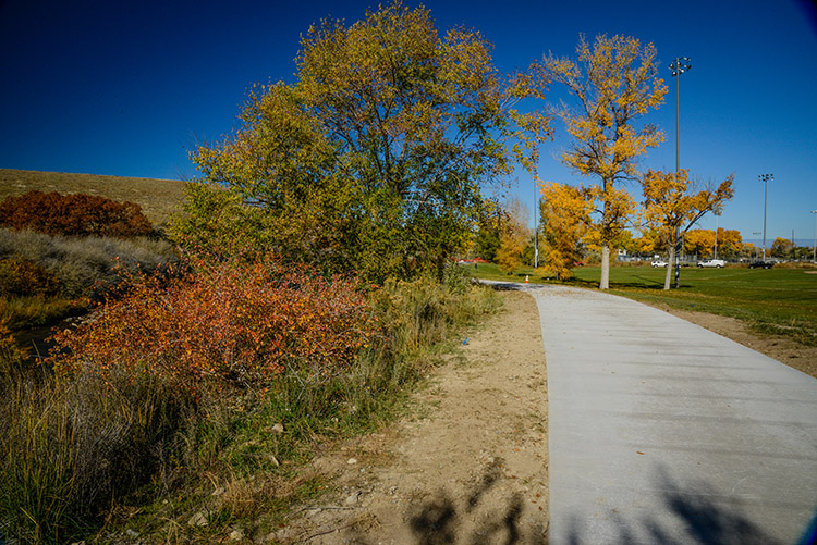 New Recreation Trail
