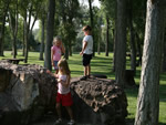 Kids Playing at Baldridge Park